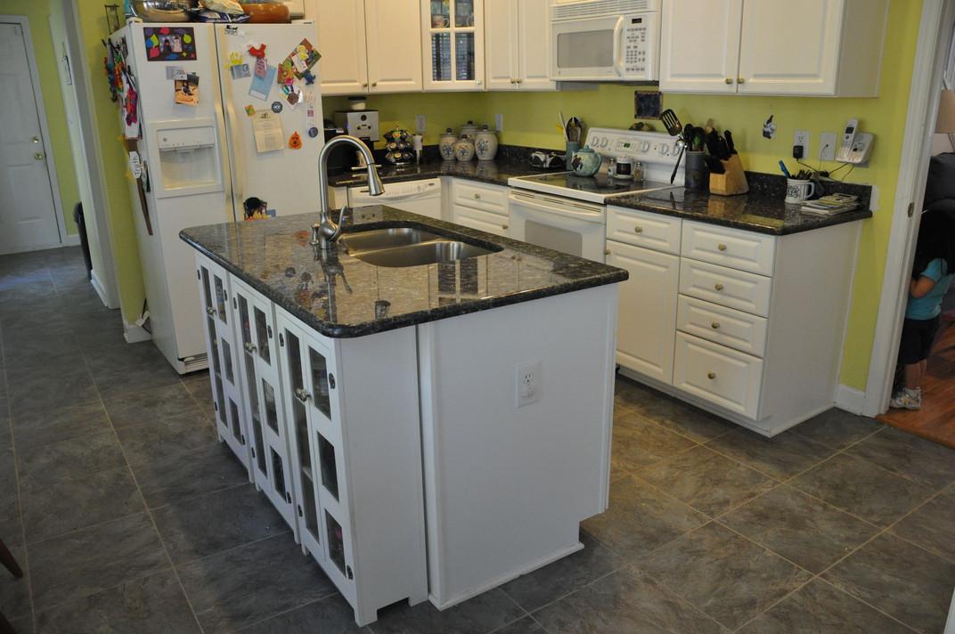 Kitchen Granite Countertops Cityrock Countertops Inc Raleigh Nc Raleigh Nc Blue Pearl