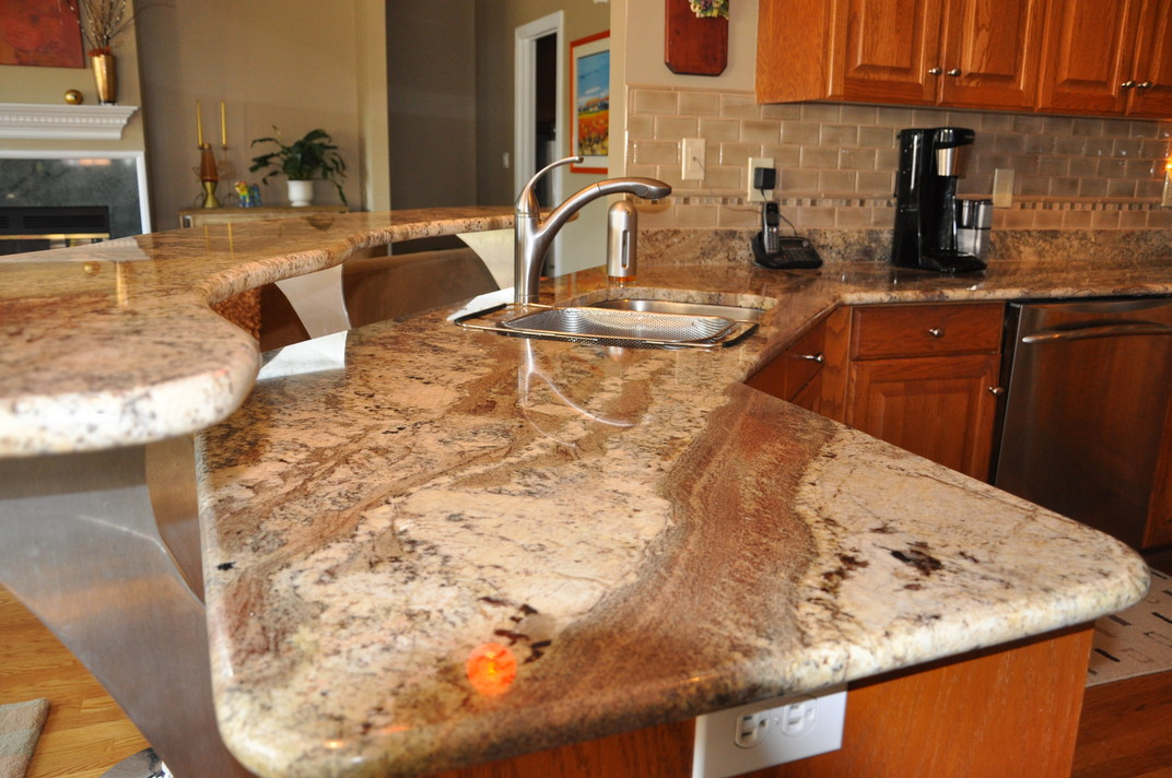 The Granite Gurus Slab Sunday River Bordeaux Granite