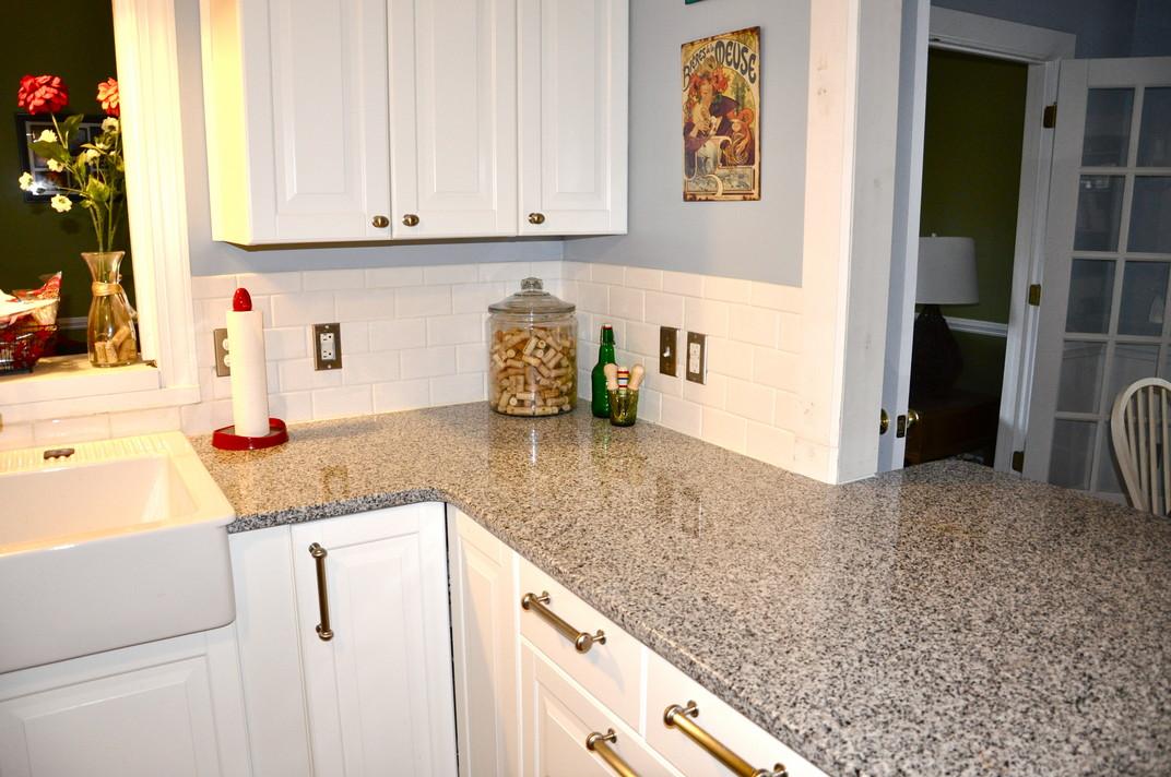 Kitchen Granite Countertops Cityrock Countertops Inc Raleigh Nc Raleigh Nc Black White