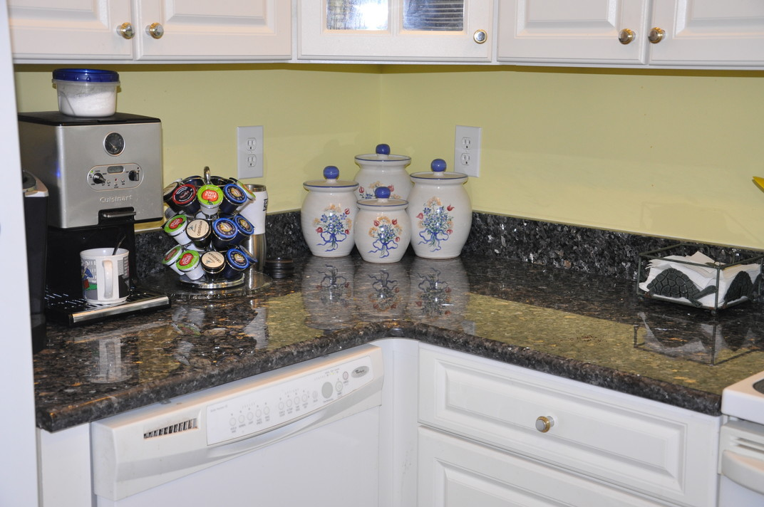 Kitchen Granite Countertops Cityrock Inc Raleigh Nc Blue Pearl